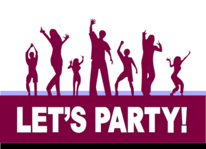 Dance Party PNG Photo PNG Clip art