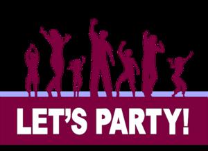 Dance Party PNG Photo PNG Clip art
