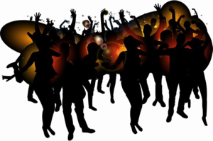 Dance Party PNG Photos PNG Clip art