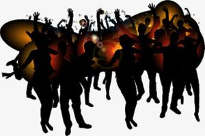 Dance Party PNG Photos PNG Clip art