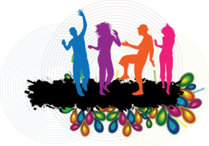 Dance Party PNG Picture PNG Clip art