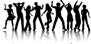 Dance Party PNG Transparent Image PNG Clip art