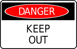 Danger Ahead PNG File PNG clipart
