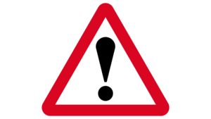 Danger Ahead PNG Image PNG Clip art