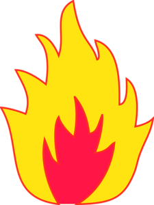 Danger Fire PNG File PNG Clip art