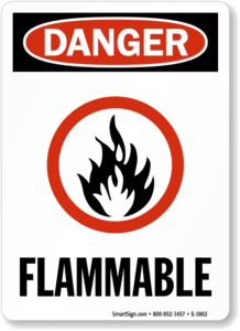 Danger Fire Transparent Background PNG Clip art