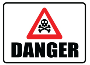 Danger Sign PNG HD PNG clipart