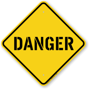 Danger Sign PNG Pic PNG Clip art