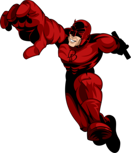 Daredevil PNG Free Download PNG Clip art
