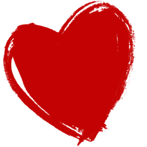 Dark Red Heart PNG HD PNG Clip art