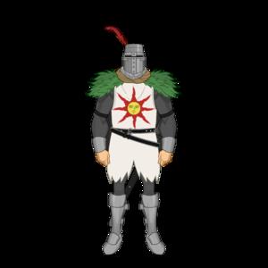 Dark Souls Solaire Transparent Background PNG Clip art