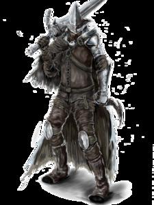 Dark Warrior PNG Image PNG Clip art