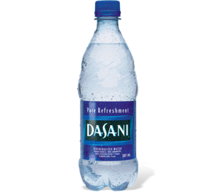 Dasani Water Bottle PNG PNG Clip art