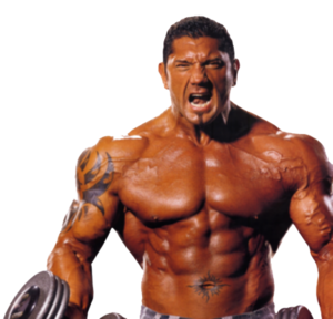 Dave Bautista PNG Clipart PNG clipart