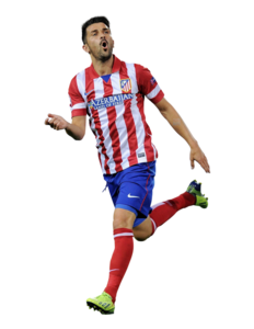 David Villa PNG File PNG Clip art