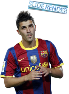 David Villa Transparent Background PNG Clip art