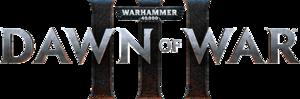 Dawn of War Logo PNG Clipart PNG Clip art
