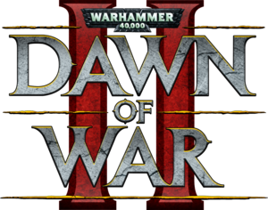 Dawn of War Logo PNG File PNG Clip art