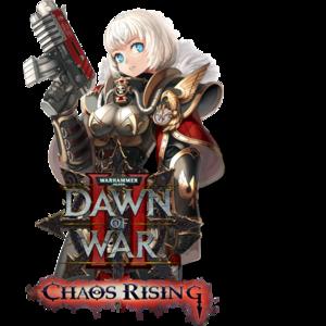 Dawn of War Logo PNG Image PNG Clip art