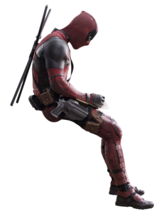 Deadpool PNG Image PNG clipart
