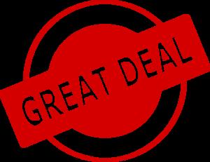 Deal PNG Transparent Image PNG image
