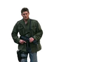 Dean Winchester PNG Free Download PNG Clip art