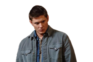Dean Winchester PNG Pic PNG Clip art