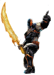 Deathstroke PNG Pic PNG Clip art
