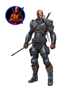 Deathstroke Transparent PNG PNG clipart