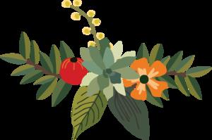 Decorative Leaf PNG Pic PNG Clip art