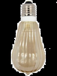 Decorative LED Bulb PNG File PNG Clip art