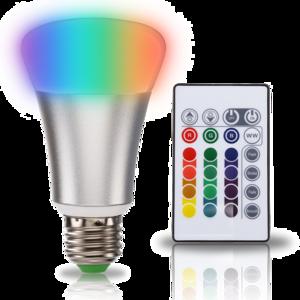 Decorative LED Bulb PNG Picture PNG Clip art