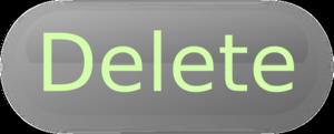 Delete Button PNG Clipart PNG Clip art