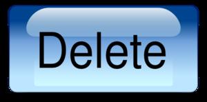 Delete Button PNG File PNG Clip art
