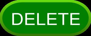 Delete Button PNG HD PNG Clip art