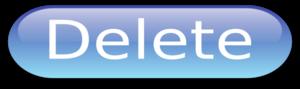 Delete Button Transparent Background PNG Clip art