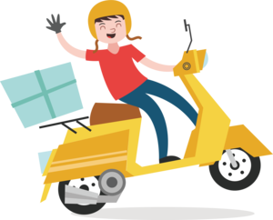Delivery PNG Pic PNG Clip art