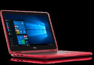 Dell Laptop Transparent Background PNG Clip art