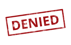 Denial Transparent PNG PNG Clip art