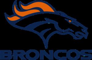 Denver Broncos PNG Pic PNG Clip art