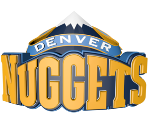 Denver Nuggets PNG File PNG Clip art
