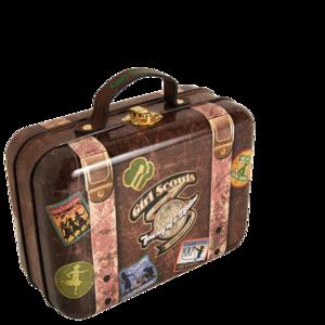 Desinger Luggage PNG PNG Clip art