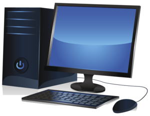 Desktop Computer PNG File PNG Clip art