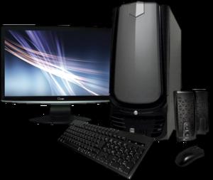 Desktop Computer Transparent PNG PNG Clip art
