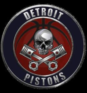 Detroit Pistons PNG Clipart PNG Clip art