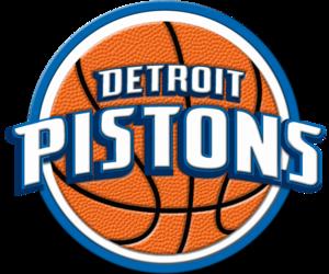 Detroit Pistons PNG Transparent Image PNG Clip art
