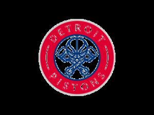 Detroit Pistons Transparent Background PNG Clip art