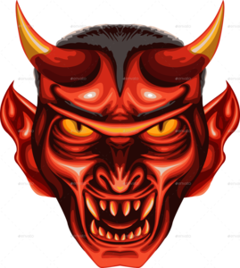 Devil Face PNG Photos PNG Clip art