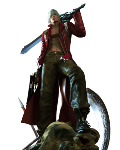 Devil May Cry PNG Pic PNG Clip art
