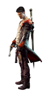 Devil May Cry PNG Transparent Image PNG Clip art
